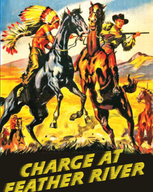 The Charge At Feather River Rare & Collectible DVDs