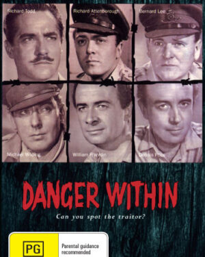 Danger Within Rare & Collectible DVDs