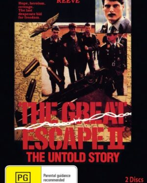 The Great Escape II : The Untold Story Rare & Collectible DVDs