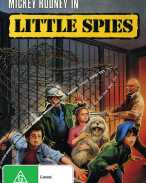 Little Spies Rare & Collectible DVDs