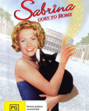 Sabrina Goes To Rome Rare & Collectible DVDs