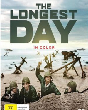 The Longest Day : Color Version Rare & Collectible DVDs