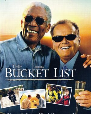 The Bucket List Rare & Collectible DVDs